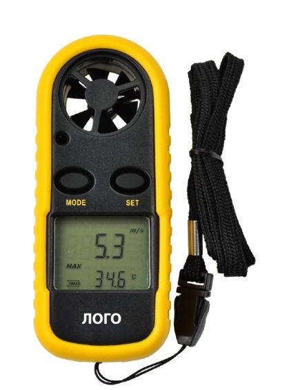 Анемометр, измеритель скорости ветра, приборы для агрономов, оригинальные сувениры